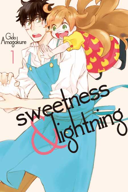 Cover for Sweetness and Lightning